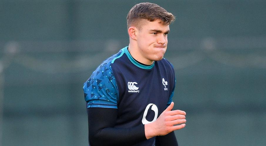 Ireland's Ringrose ruled out of two Six Nations matches