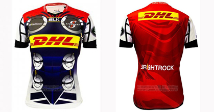 camiseta rugby Stormers 2019